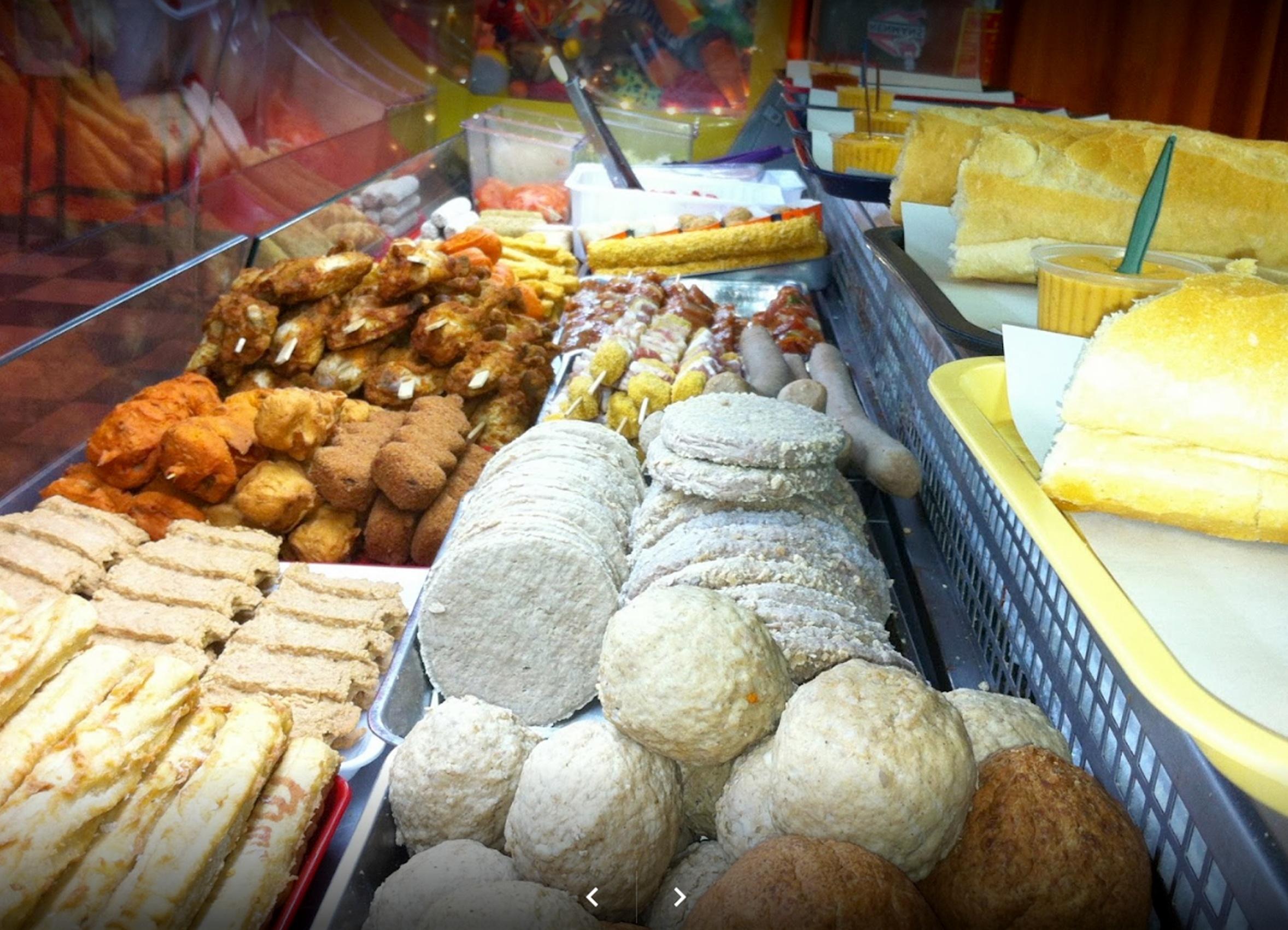 Friterie Chez Steph à Nivelles